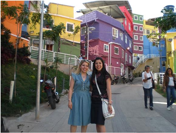 Gecekondu bölgesi: Favelalar